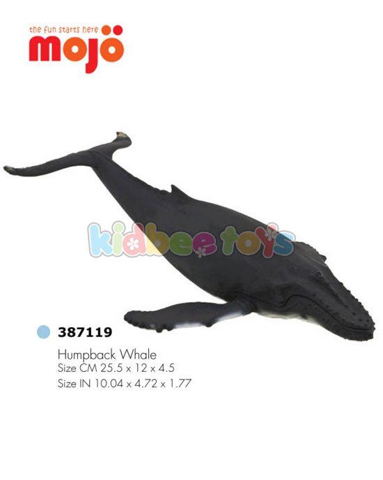 فیگور نهنگ کوهاندار موژو