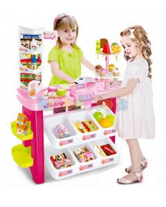 ست فروشگاه کودک با بارکدخوان
