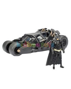 فیگور بتمن و بتموبیل متل Batmobil Mattel