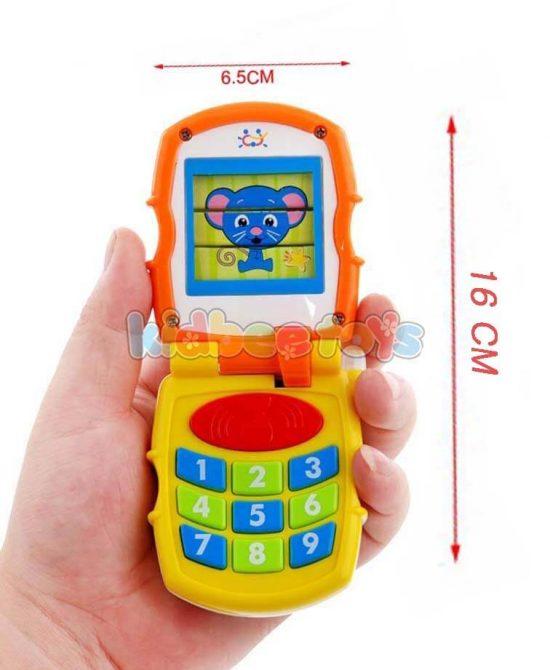 موبایل تاشو هویلی تویز