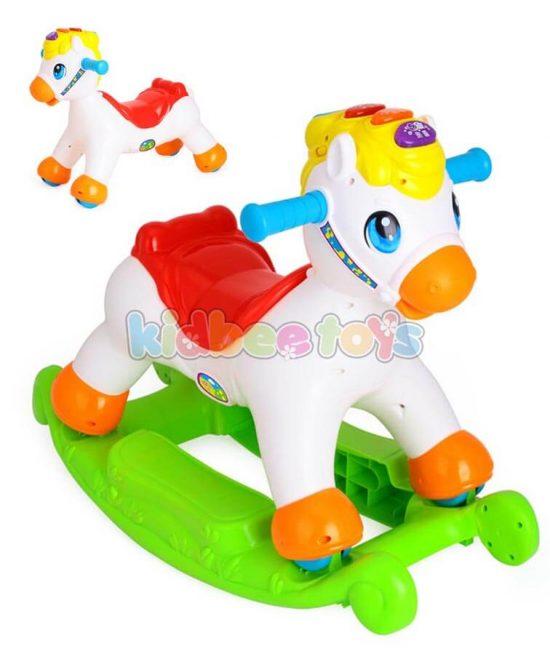 اسب راکر کودک هویلی تویز