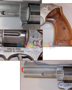 تفنگ هفت تیر فلزی گانهر Gonher 127