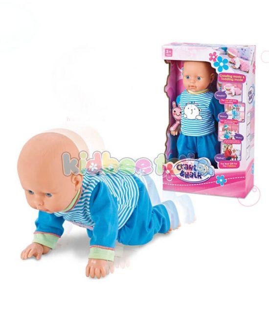 عروسک راه رو پسر وارم بی بی