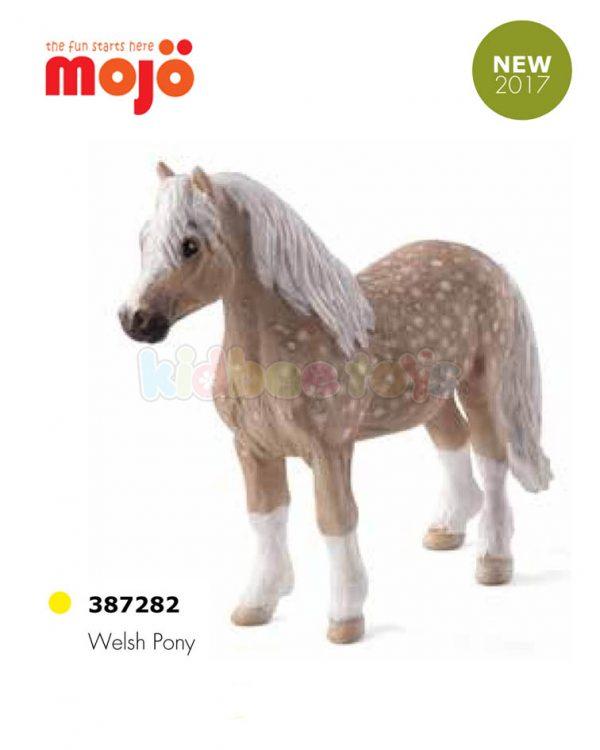 فیگور اسب پونی ولزی موژو