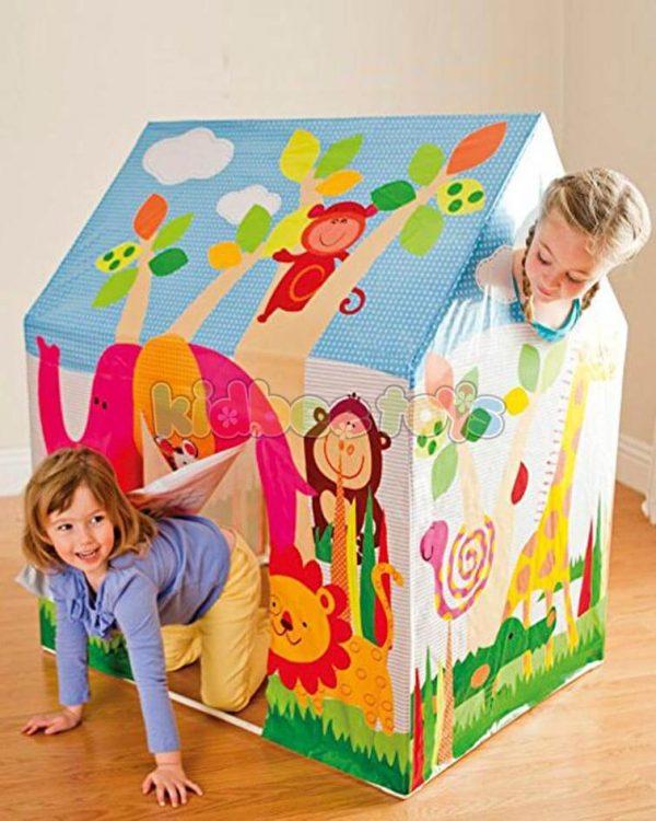 چادر بازی کودک اینتکس حیوانات