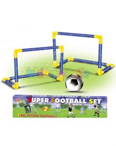 دروازه و توپ فوتبال کینگ اسپورت