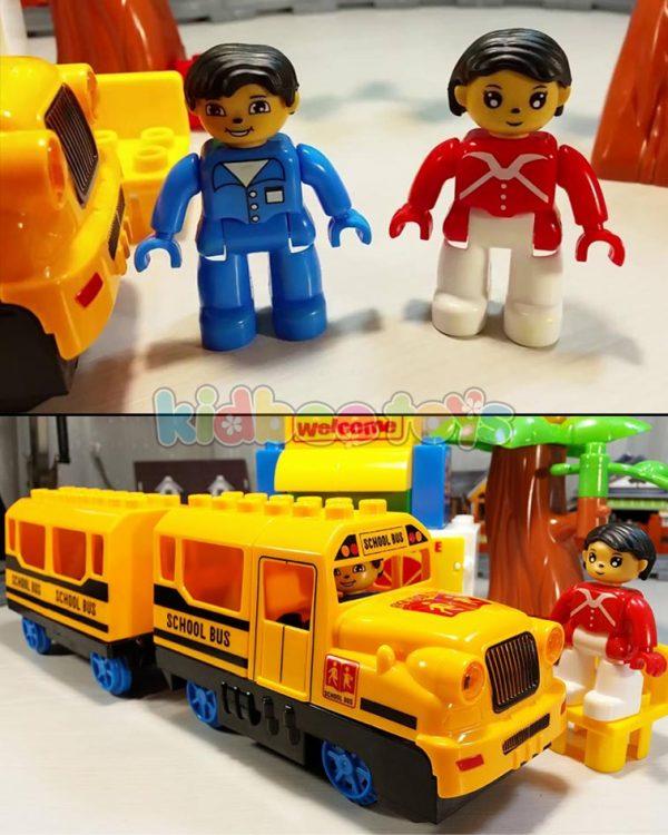 لگو اتوبوس مدرسه BUS 8603
