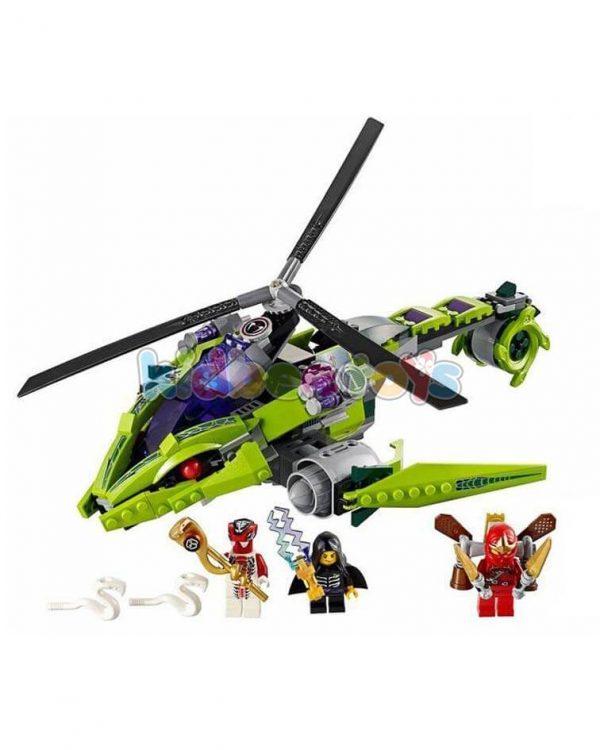 لگو هلیکوپتر نینجاگو Bela9757