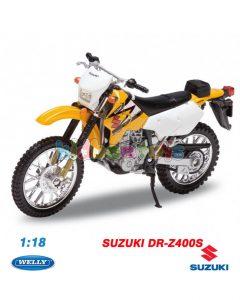 موتور ویلی سوزوکی SUZUKI DRZ400