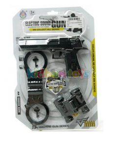 ست تفنگ با دستبند HY079