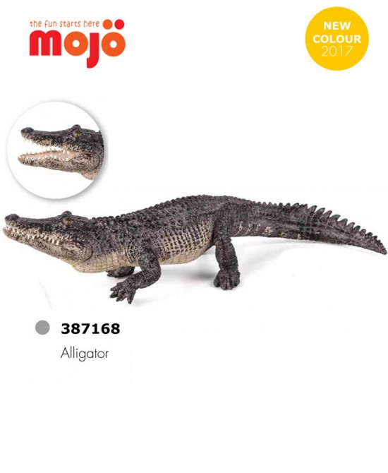 فیگور تمساح موژو