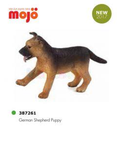 فیگور بچه سگ ژرمن شپرد موژو