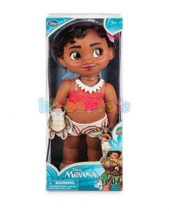 عروسک دیزنی موانا کودک پا شنی