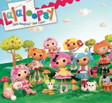 عروسک های لالالوپسی