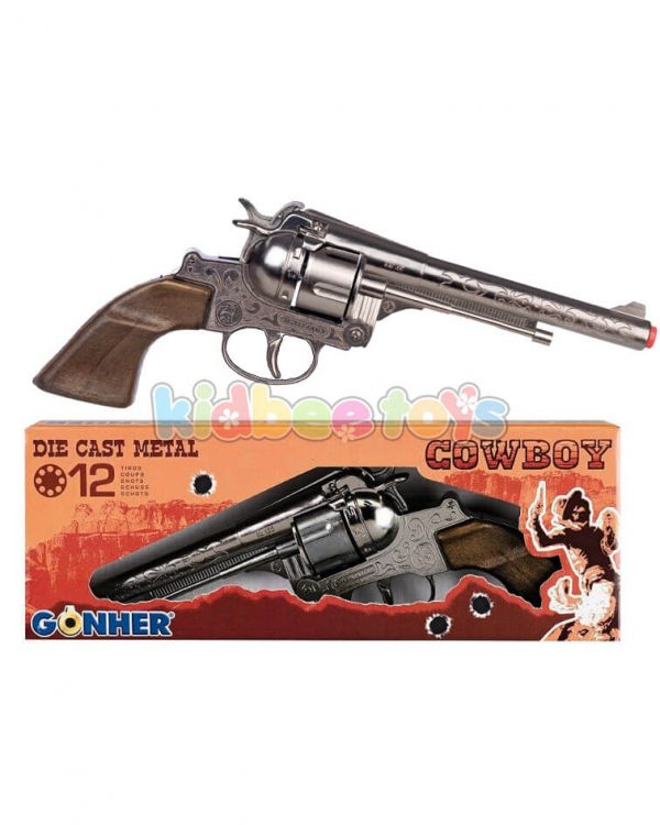 تفنگ کابوی فلزی گانهر Gonher 122