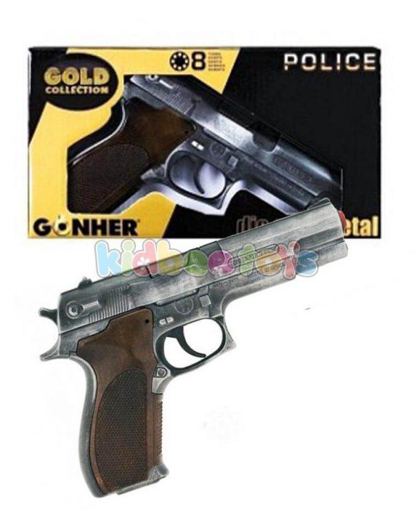 تفنگ کلت فلزی گانهر Gonher 125