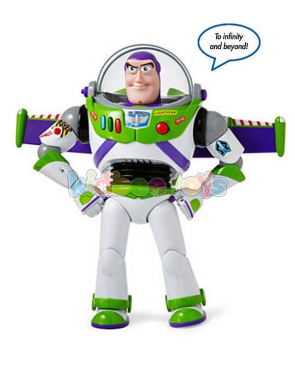 عروسک سخنگو بازلایتر اصل دیزنی Buzz Lightyear