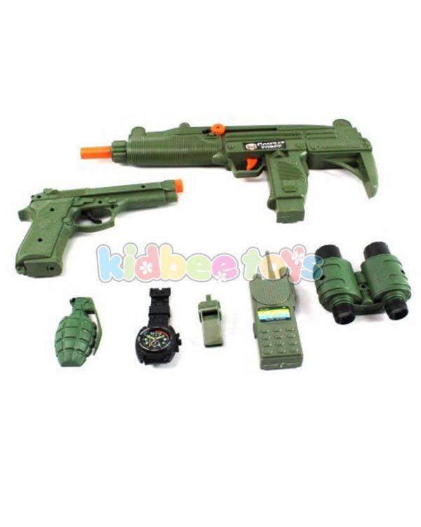 ست تفنگ سرباز ارتش