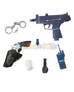 ست تفنگ پلیس موزیکال