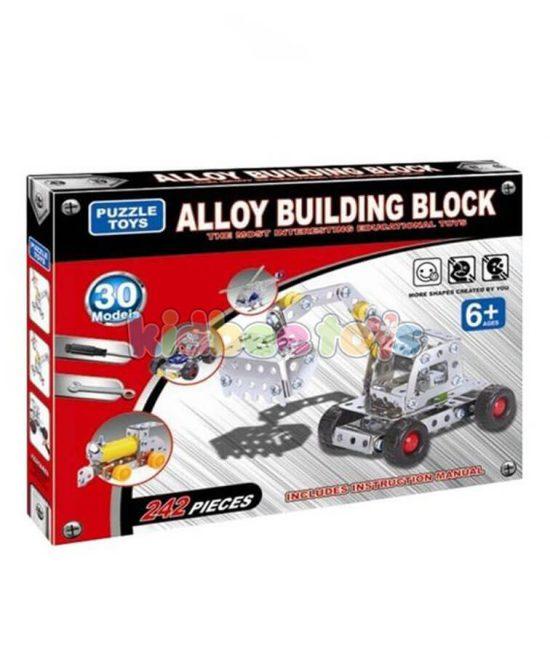 سازه ساختنی فلزی Puzzle Toys