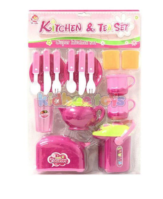 ست چای خوری آشپزخانه کودک