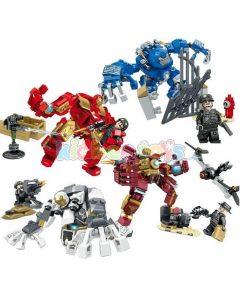 لگو مردآهنی ربات MK