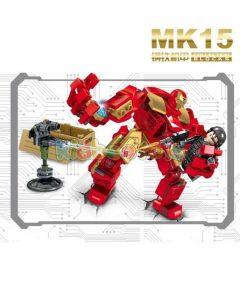 لگو مردآهنی ربات MK15