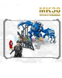 لگو مردآهنی ربات MK38