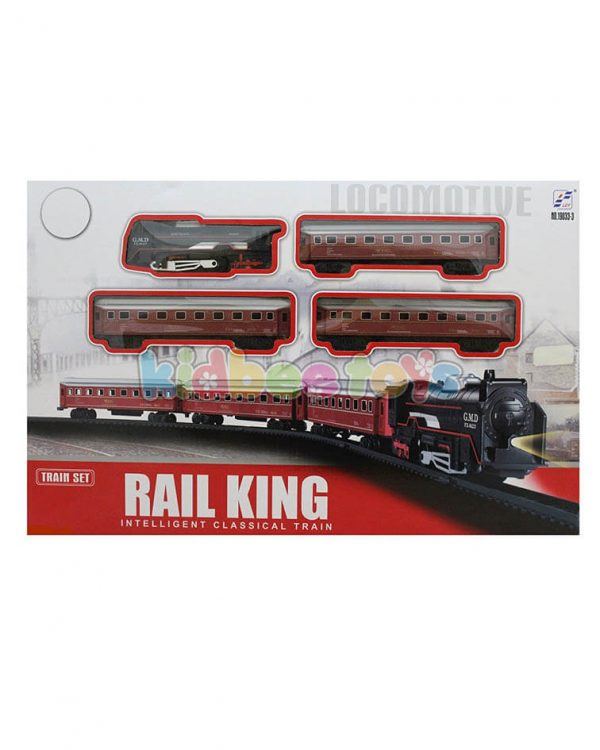 قطار کلاسیک ریل کینگ Rail King 19033