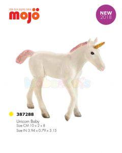 فیگور کره اسب شاخدار موژو
