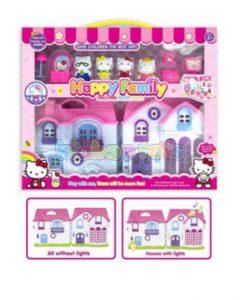 خانه ویلایی هلوکیتی Hello Kitty Home