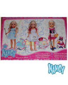 عروسک نانسی با لباس Nancy Famosa 78210