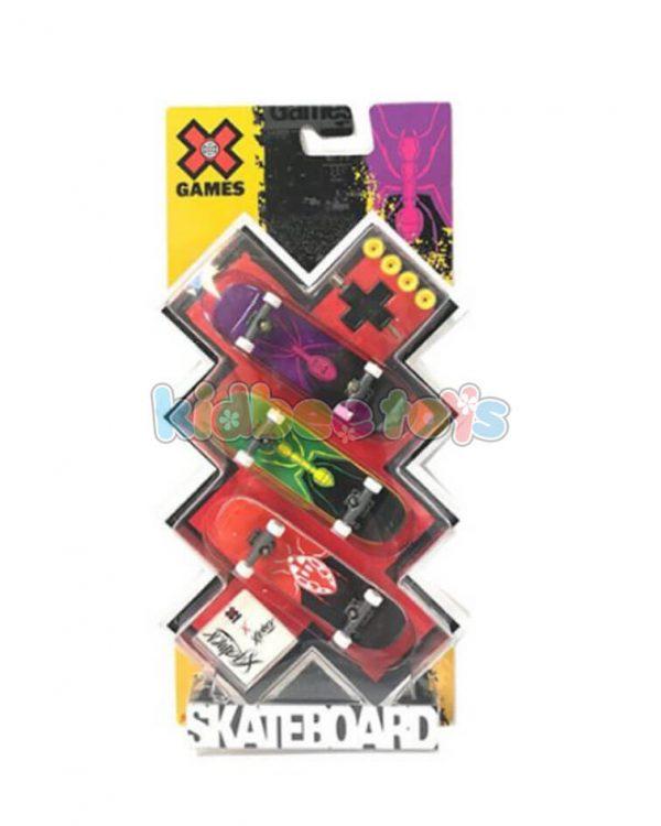 اسکیت انگشتی متل SkateBoard P5524