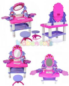 میز آرایشی کودک موزیکال
