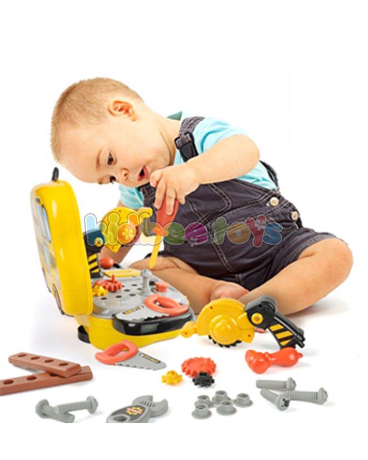 نتیجه تصویری برای جعبه ابزار کودکانه