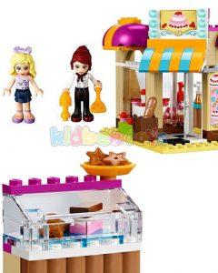 لگو دخترانه کیک فروشی فرندز