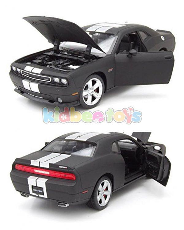 ماکت ماشین ویلی Dodge Challenger SRT