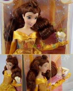 عروسک دیزنی کلاسیک بل
