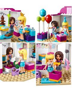 لگو دخترانه شیرینی فروشی فرندز