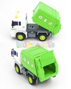 ماشین کنترلی حمل زباله