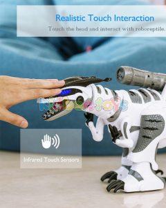 ربات دایناسور هوشمند DinoSaur