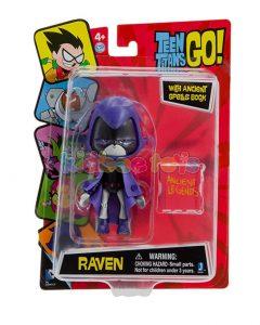 اکشن فیگور تیتانها Raven