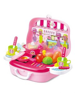 جعبه آشپزخانه کوچک کودک