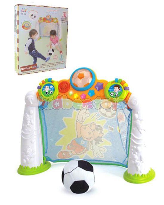 دروازه فوتبال کودک هویلی تویز