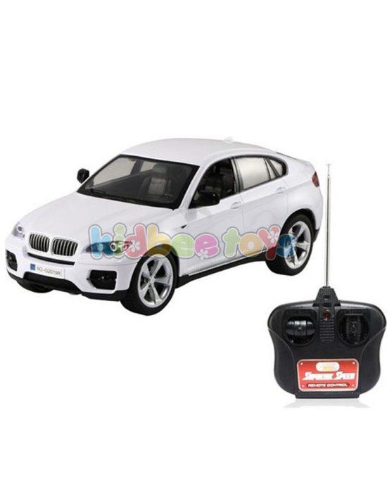 ماشین کنترلی BMW X6