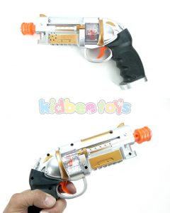 تفنگ اسباب بازی فضایی چراغدار