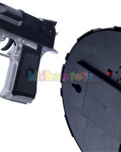 تفنگ لیزری با سیبل