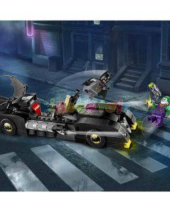 بازی لگو ماشین بتمن جوکر
