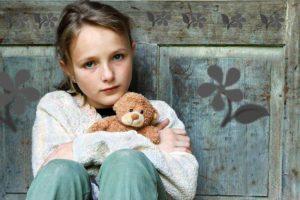 وابستگی کودک به عروسک